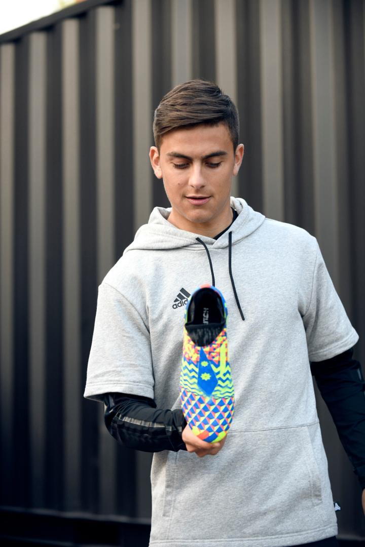 Paulo Dybala Adidas 3