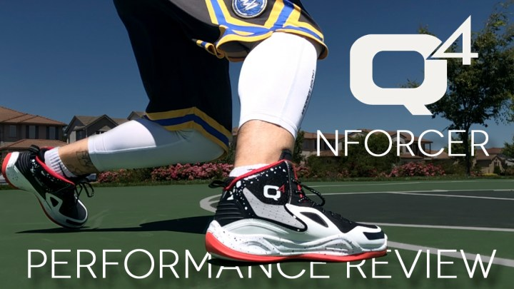 Q4 Sports Nforcer Performance Review overall