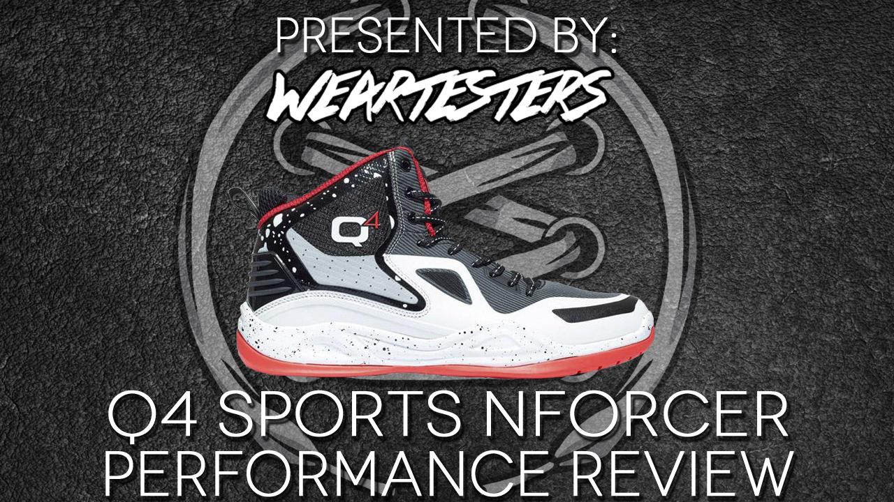 premium selection 613b9 f05d3 Q4 Sports Nforcer Performance Review. Jun13