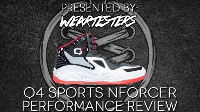 Q4 Sports Nforcer Performance Review
