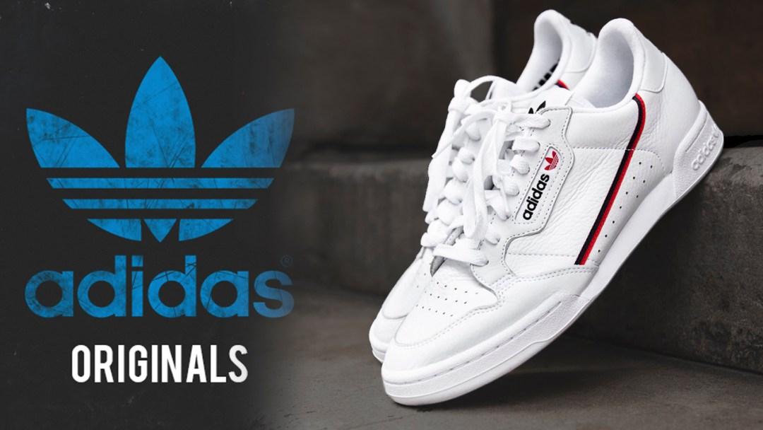 2c702d8e38b adidas Continental 80