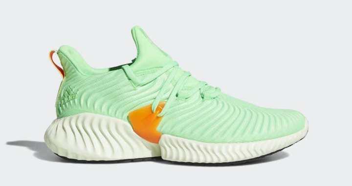 adidas alphabounce instinct green
