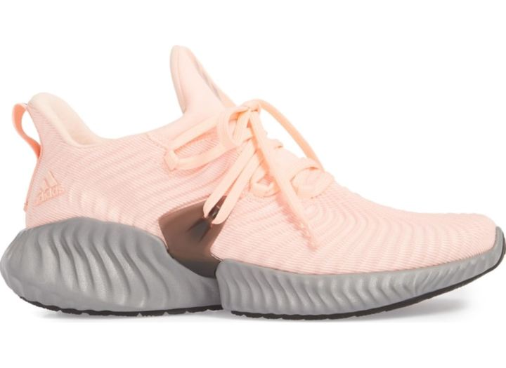 separation shoes a6dcb 35776 adidas alphabounce instinct pink. Photo via Nordstrom