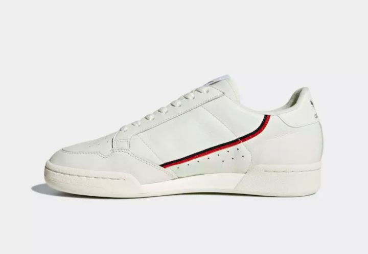 adidas continental 80 off white 1