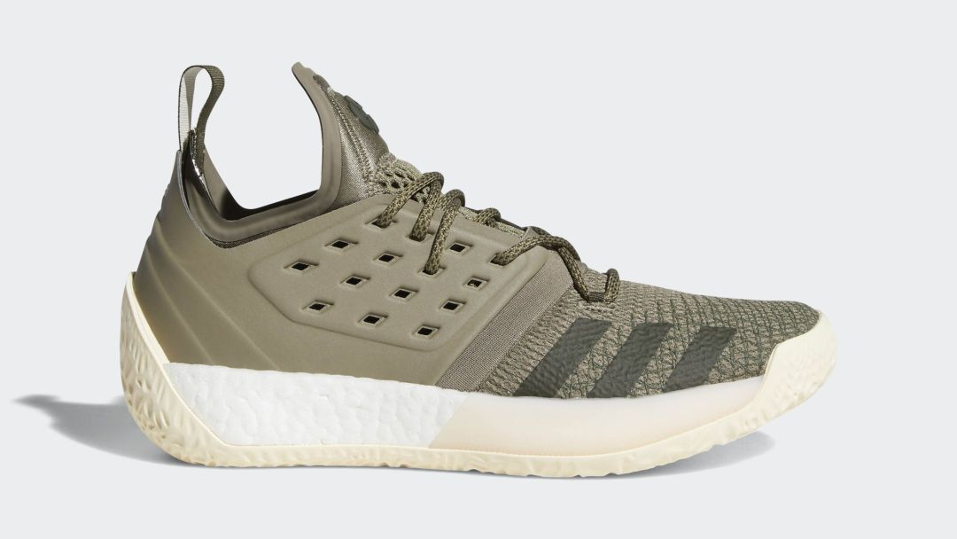 00cf7770357d The Harden Vol 2  Trace Cargo  is adidas  Next Sneaker Release for ...