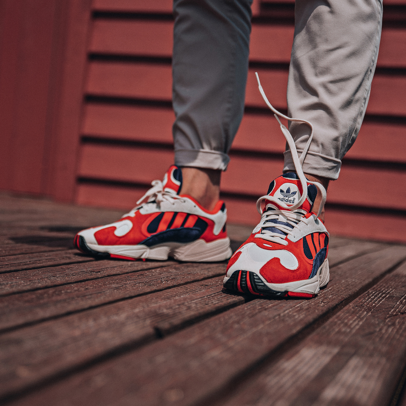 54d59bb98a25 adidas yung 1 collegiate navy - WearTesters