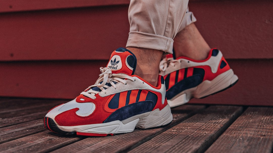 adidas yung 1 on foot 1