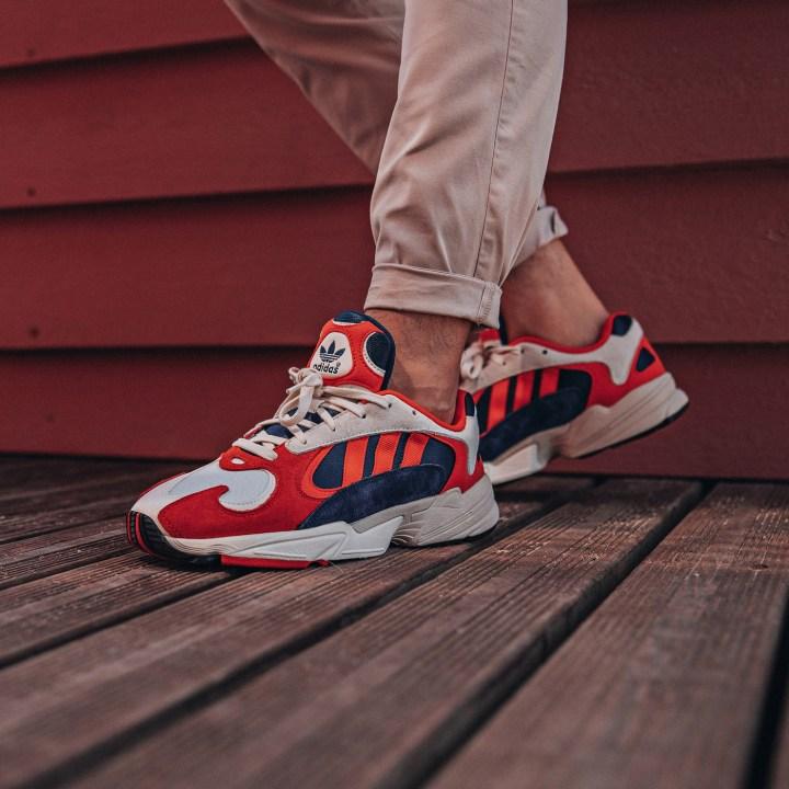 adidas yung 1 on foot 1