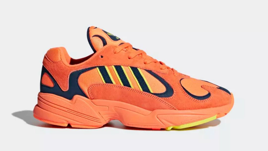 d61272233e9c adidas is Bringing an Iconic Dragon Ball Z Color Scheme to the Yung ...
