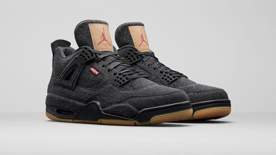 7fd9ed7f5ad The Next Two Levi's x Air Jordan 4 Releases Drop This Month ...