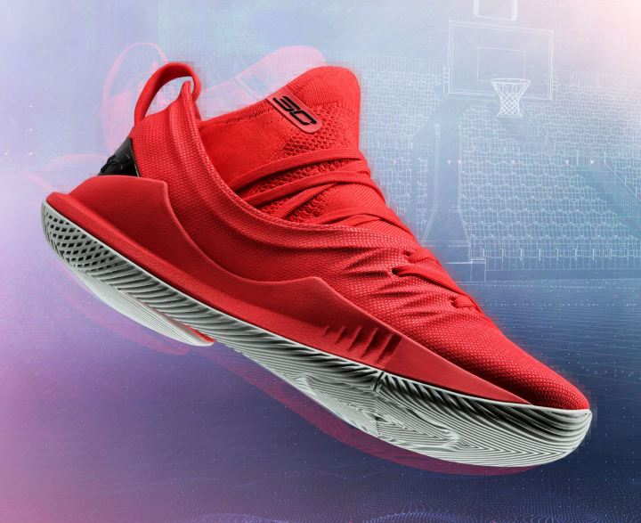 9ebcbb890cc8 Under Armour Dropped the Curry 5  Fired Up  to Celebrate Steph s ...