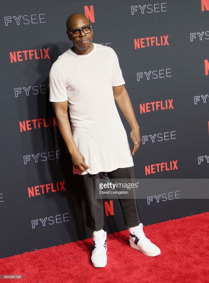 dave chappelle fear of god basketball shoe