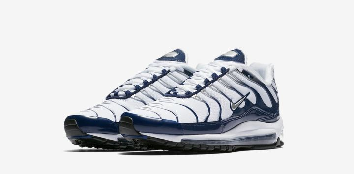nike air max 97 plus silver shark