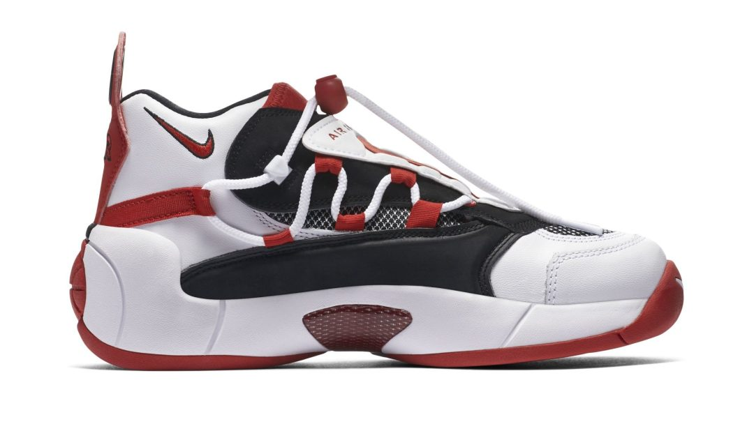detailed look 78367 3848c nike air swoopes 2 sheryl swoopes