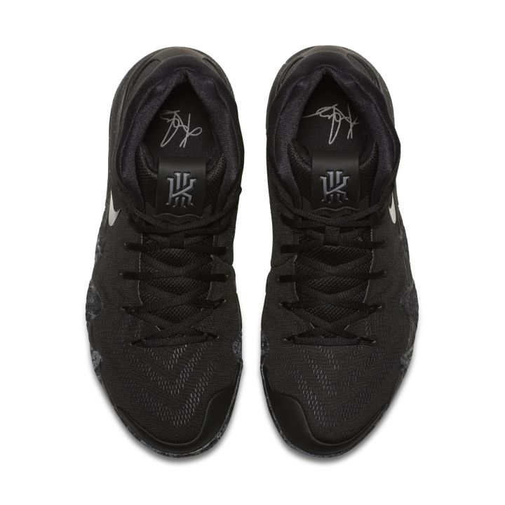 04e45879fd Expect the Nike Kyrie 4 'Triple Black' Next Month - WearTesters