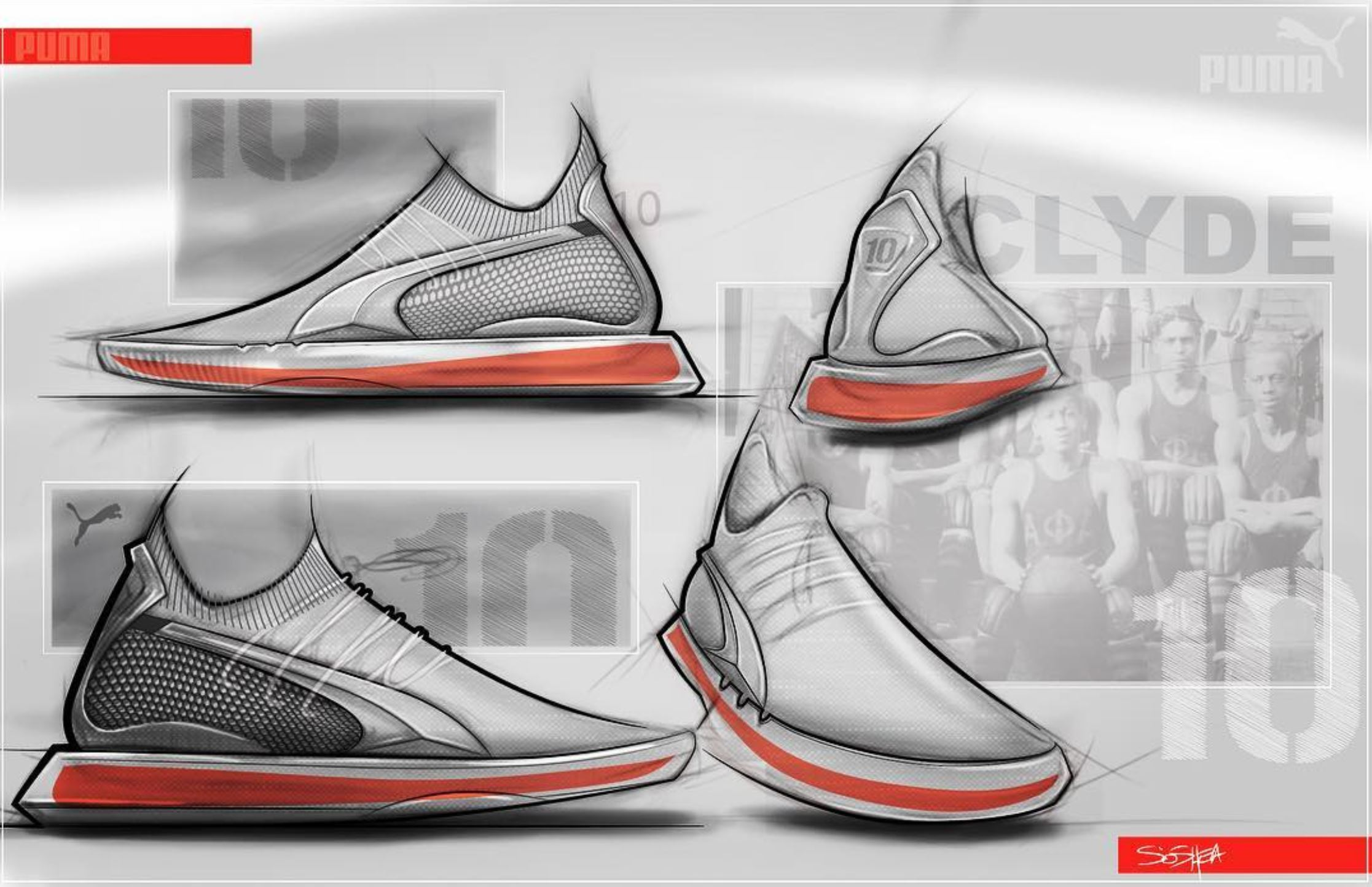huge selection of e4806 42fb0 hot the new puma basketball shoes b265c aeacd