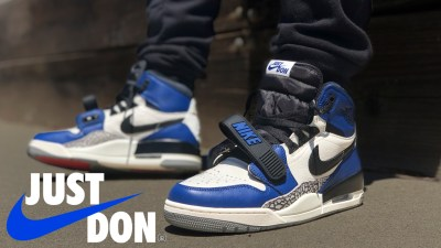 32462ab491f Air Jordan Legacy 312 Just Don | Detailed Look and Review