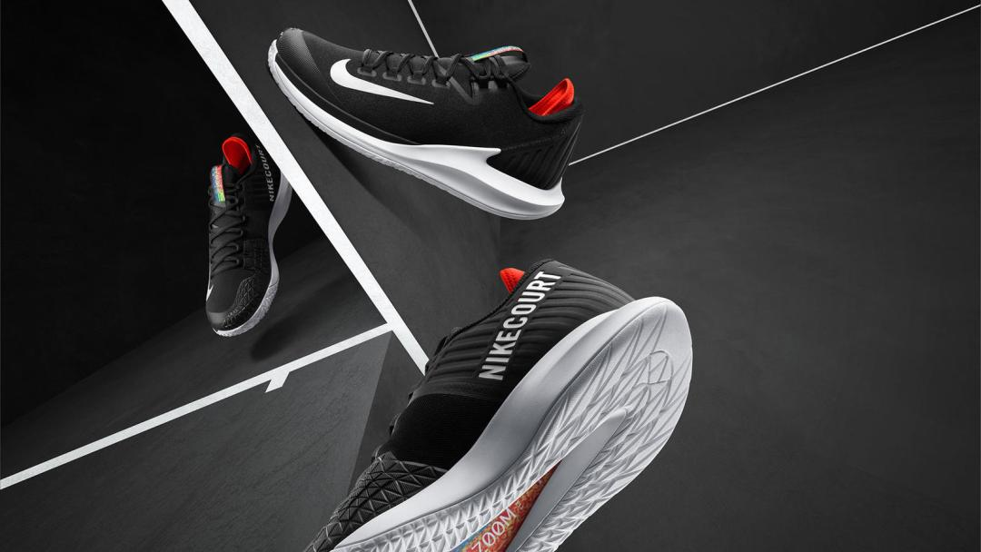 855634da29 The NikeCourt Air Zoom Zero Uses the First-Ever Curved Zoom Unit ...