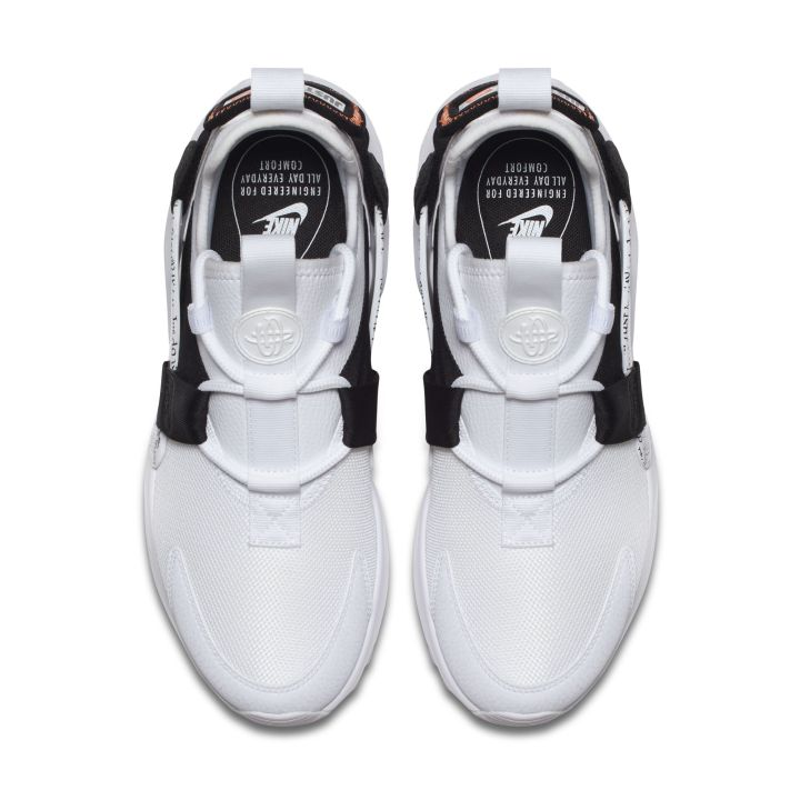 NIKE AIR HUARACHE CITY LOW WHITE 2