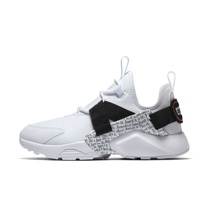 NIKE AIR HUARACHE CITY LOW WHITE 3