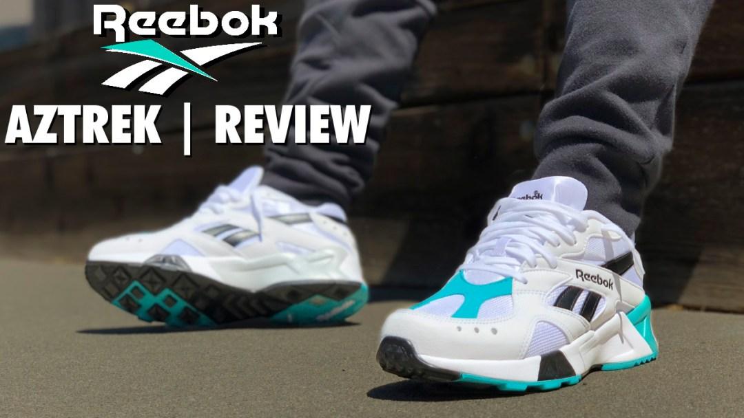 ca13b5d7657 Aztrek Sneaker. REEBOK nordstrom.com. WearTesters. Sneaker Performance .