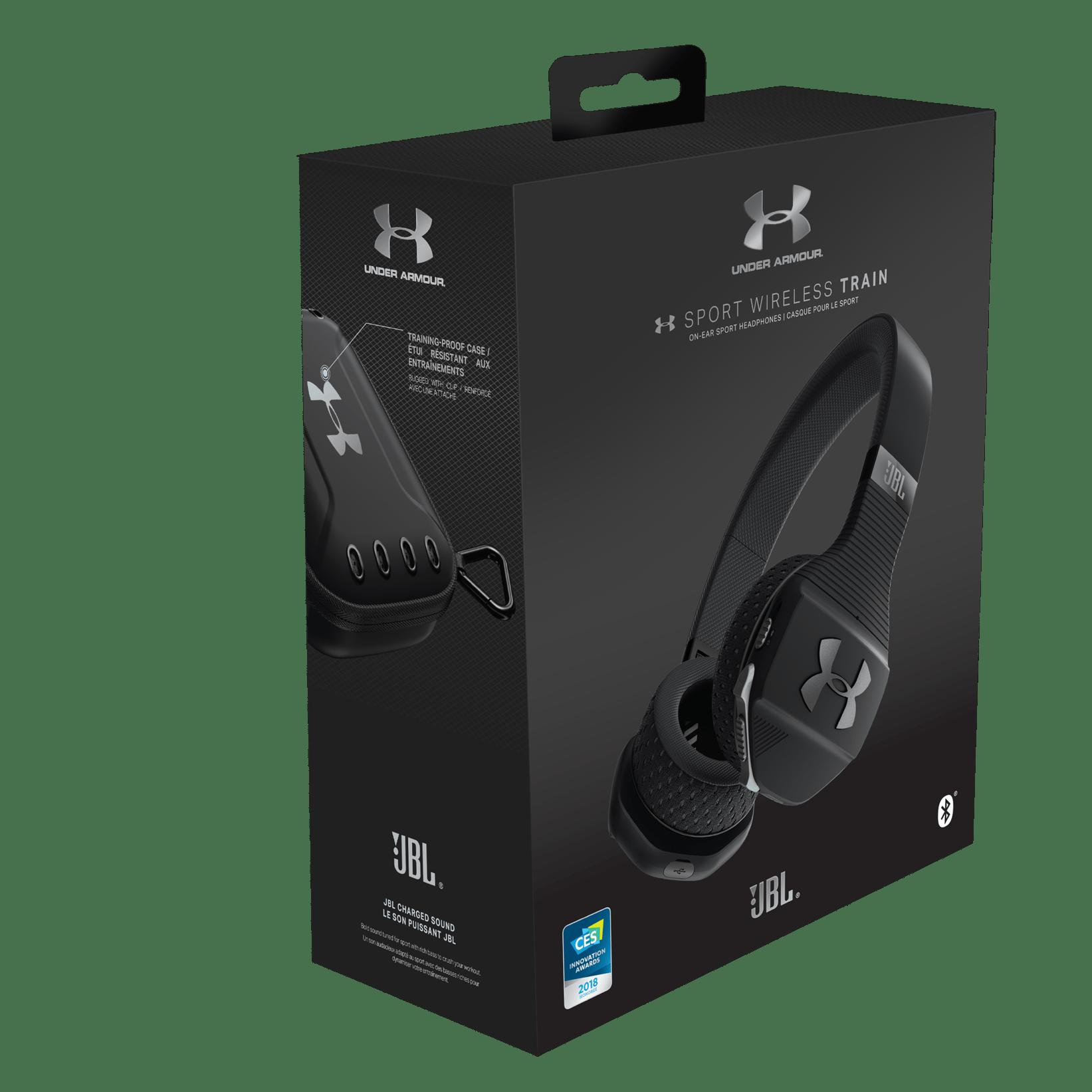 Jbl Ua Sport Wireless Train Headphones Weartesters Headset Jbll