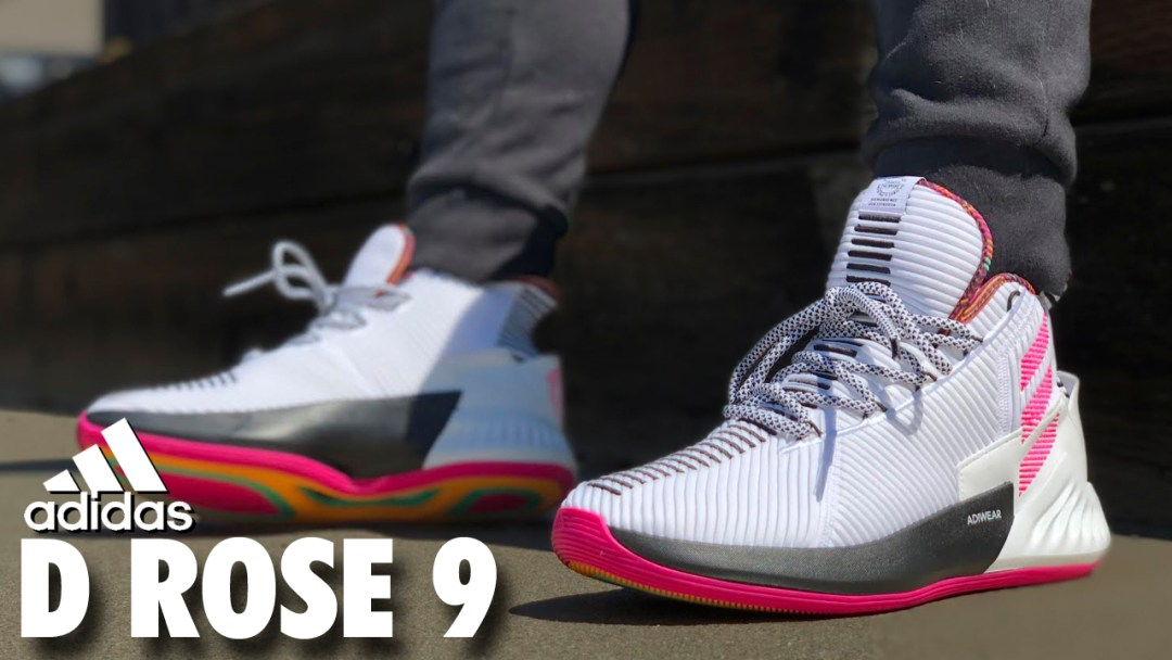 promo code 57919 3b367 adidas D Rose 9  Detailed Look and Review - WearTesters