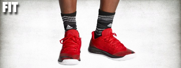 adidas Harden B/E 2 Performance Review fit