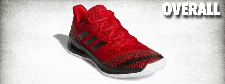 adidas Harden B/E 2 Performance Review overall