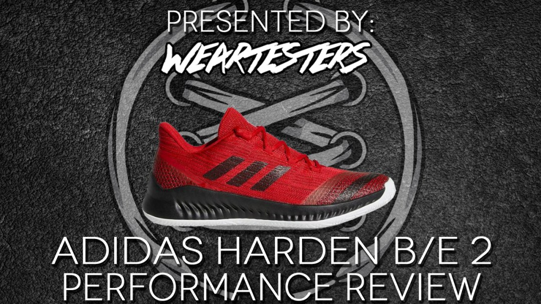 new product 3aae2 09b49 adidas Harden B E 2 Performance Review