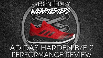 adidas Harden B/E 2 Performance Review
