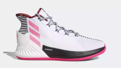 adidas d rose 9 shock pink