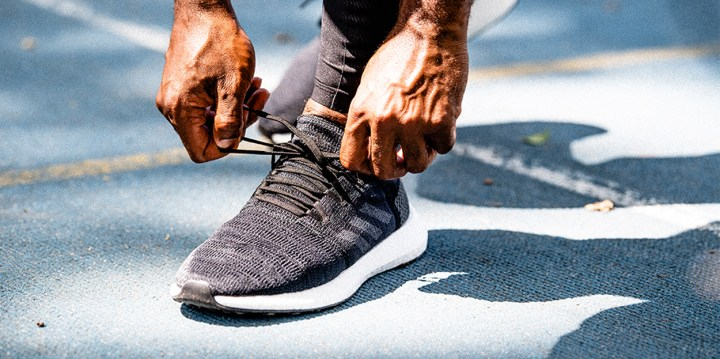 2ce90eab558fe adidas Unveils the PureBoost Go with A AP Ferg and Pledges to ...