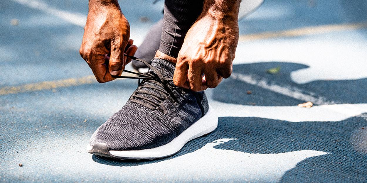 new style 3da1e b8199 adidas pure boost go on foot 1 - WearTesters