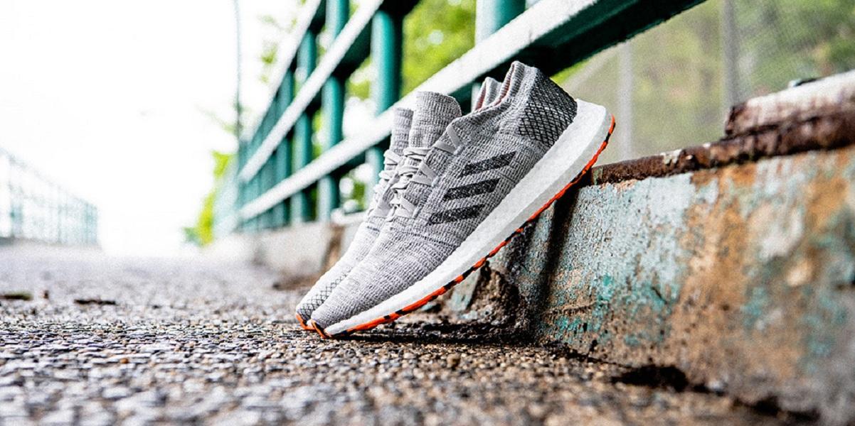 8fb5f075bd387 adidas pureboost go grey - WearTesters