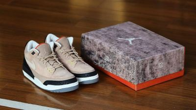 af01d2a8b16 The Justin Timberlake Air Jordan 3 NRG JTH 'Bio Beige' Release Date Has  Been Pushed Back