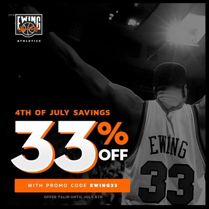 ewing fourth of july sale 1