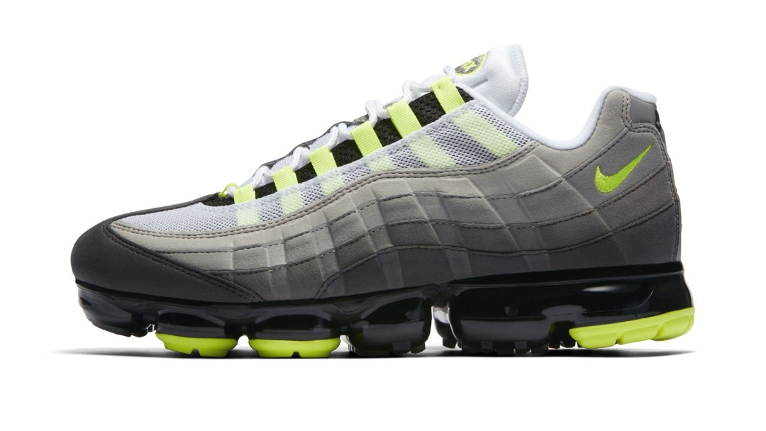 9087f11e99 The Air Max 95 'Neon' Has Been VaporMaxed - WearTesters