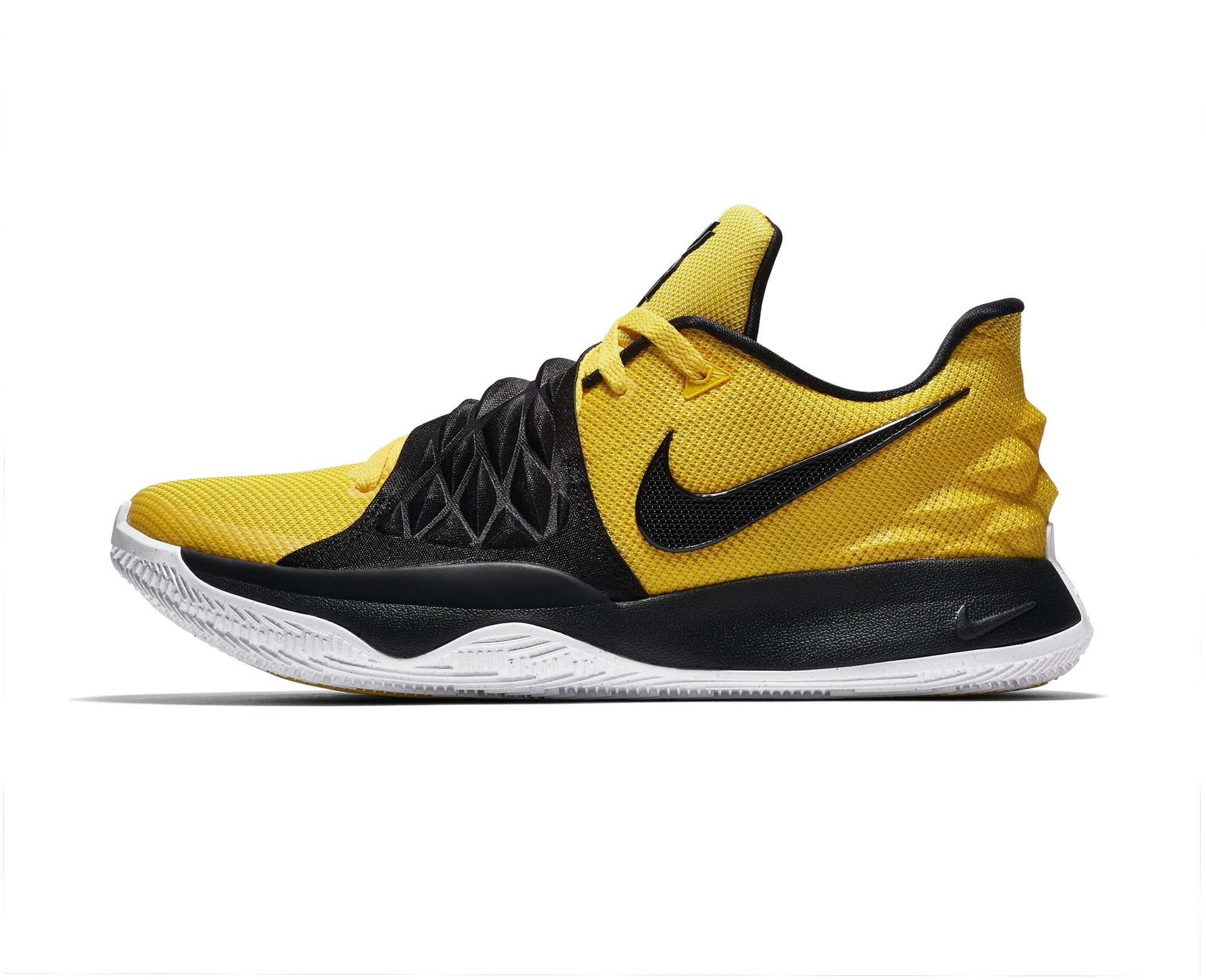 482eb7a3bd7d Expect the Nike Kyrie Low  Amarillo  to Release Next Month - WearTesters
