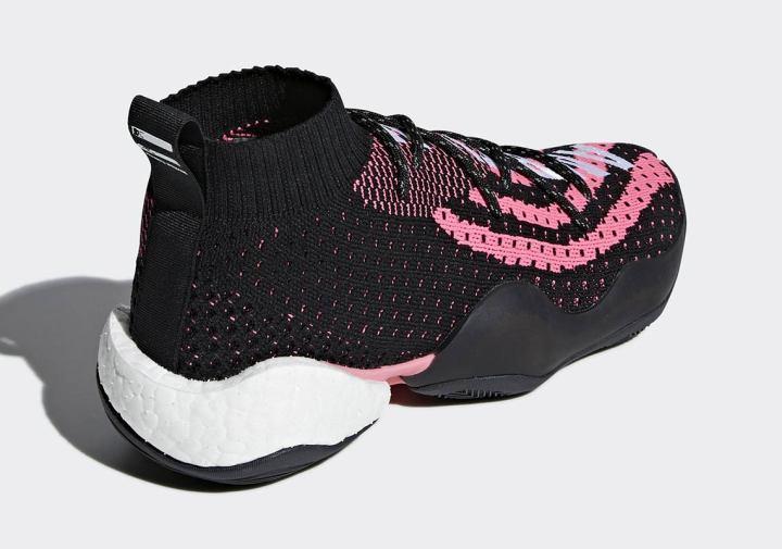 pharrell adidas BYW X Ambition black heel