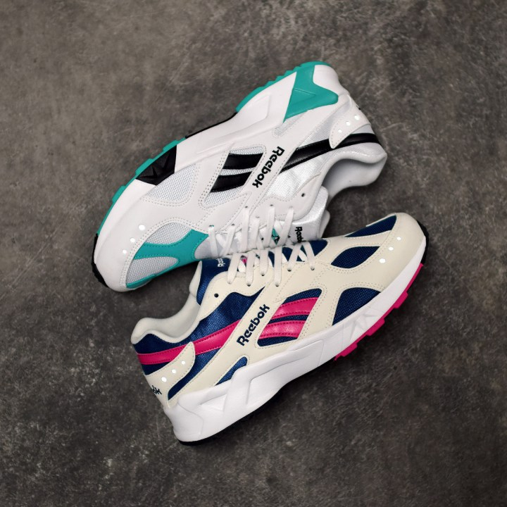reebok aztrek 2018 colorways