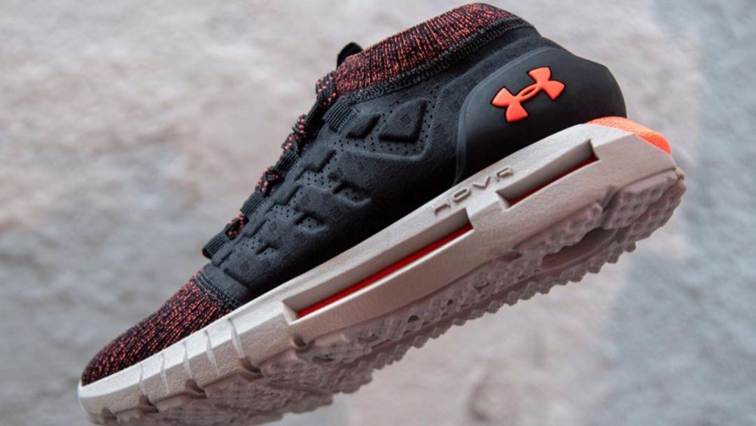 under armour hovr twisted knit pack