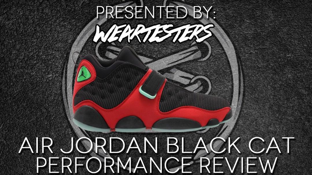 935c01a8765 Air Jordan Black Cat Review - WearTesters