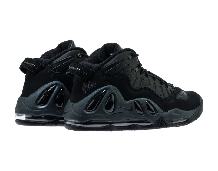 a7adb38c993e1 Nike Air Uptempo 97 'Triple Black' Expected to Release in September ...