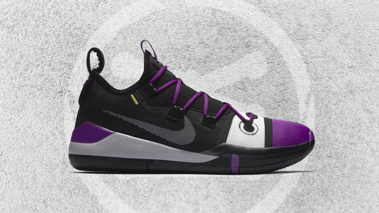 0c5db5590651 The Nike Kobe AD Exodus Appears in Black Purple - WearTesters