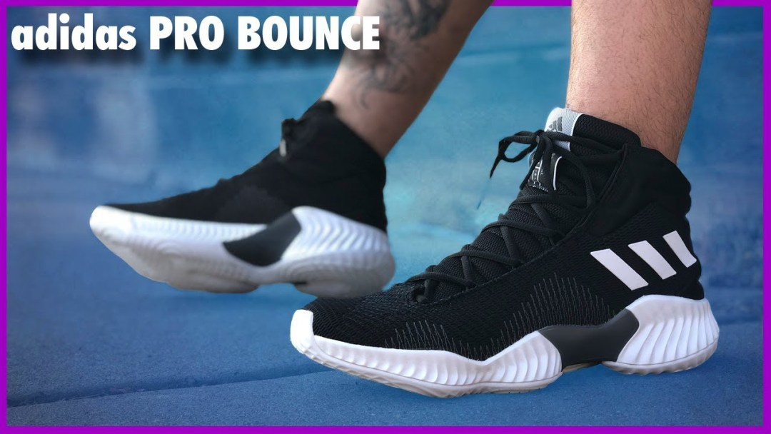 949d0e4a7 adidas Pro Bounce Detailed Look and Review - WearTesters