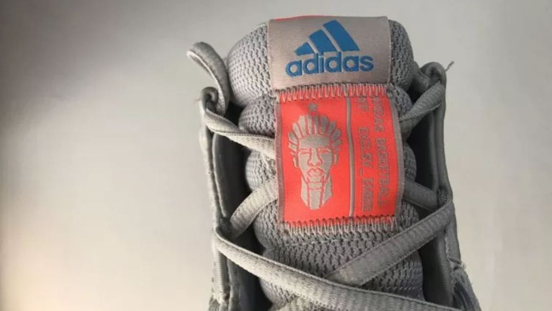 57f293295 New adidas Basketball Sneaker for Joel Embiid Leaks Overseas ...