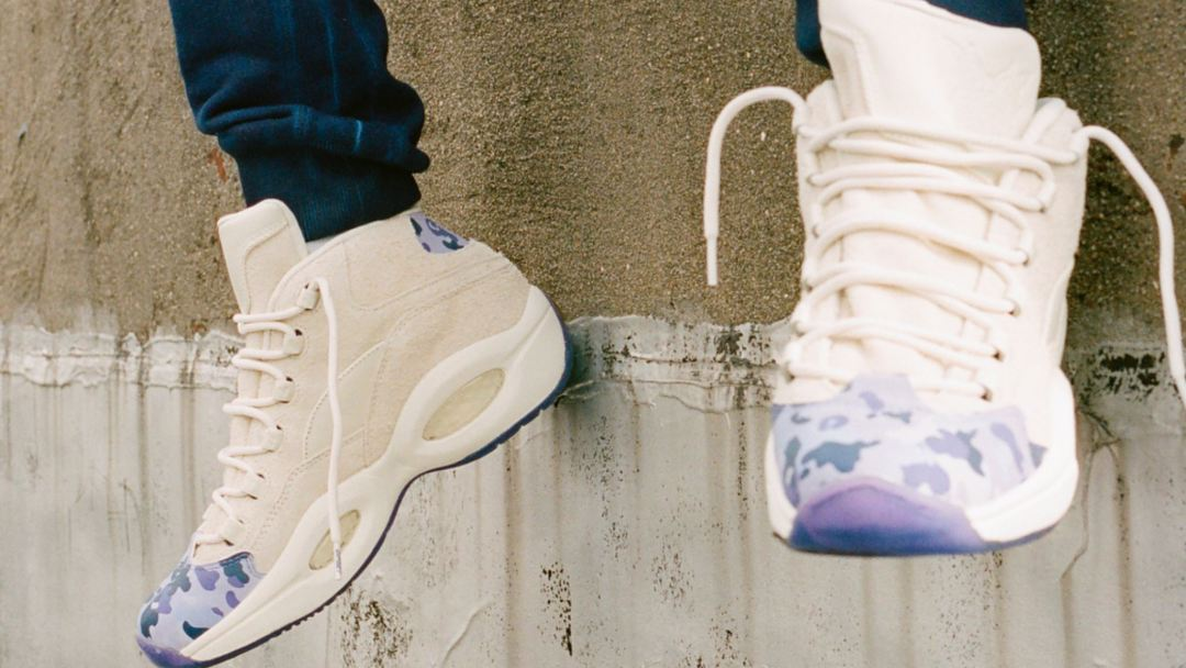 3808ba55df1 Release Reminder  Sizes of the Cam ron x Reebok Question Mid are ...