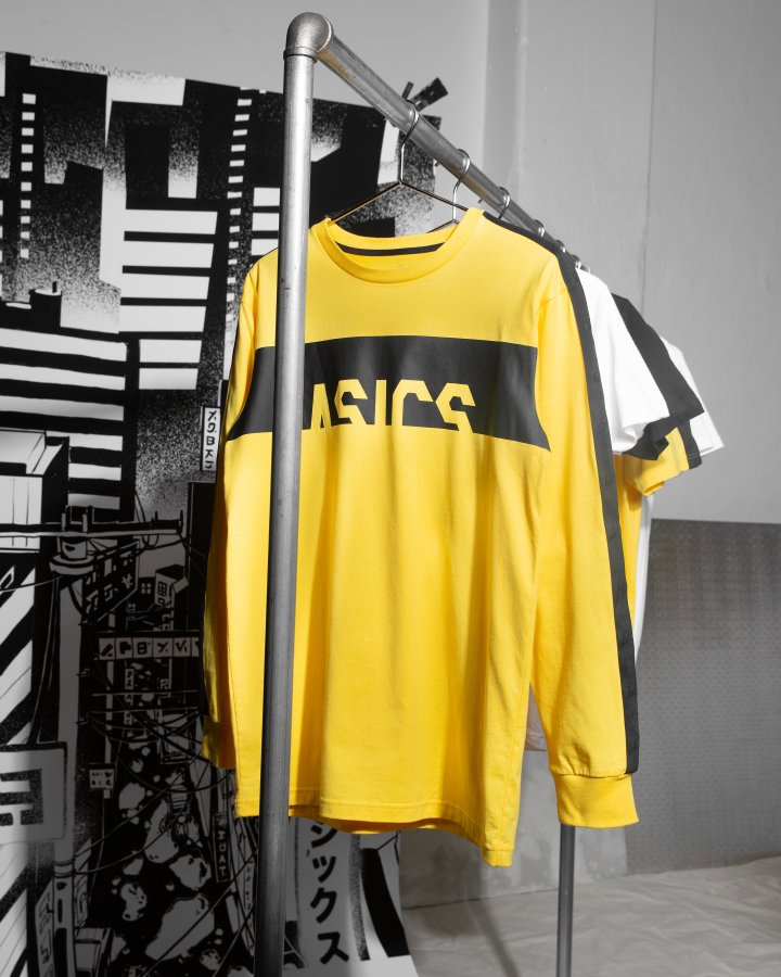 foot locker asics welcome to the dogo apparel