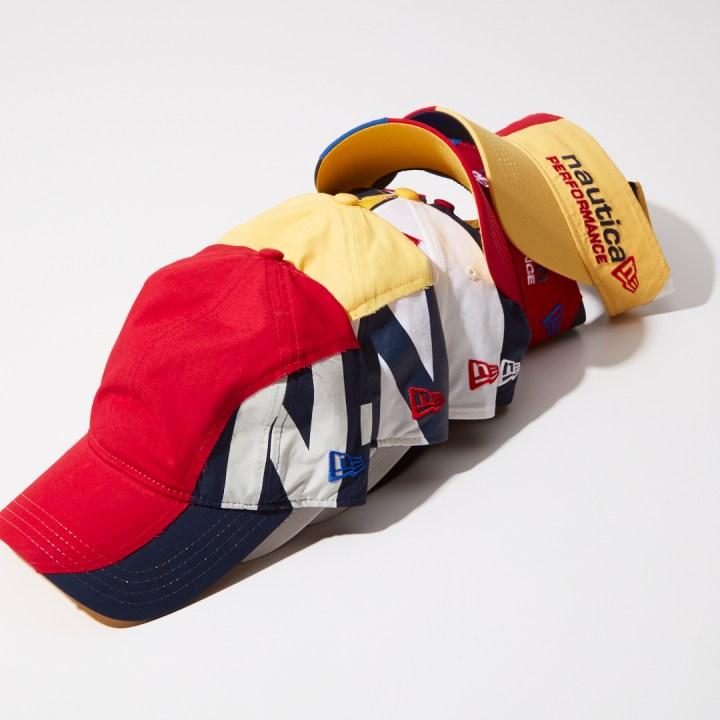 new era nautica hydro race hats
